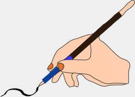 Cils, celi and plida exams: writing