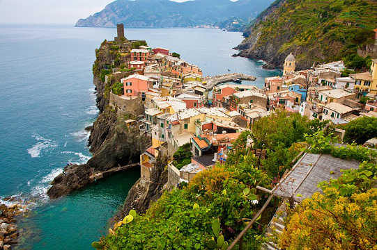 Studying abroad - Italy
