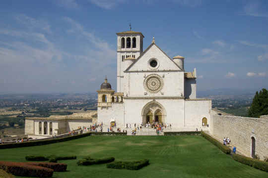 World heritage sites in Italy