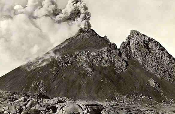 Italian volcanoes: Mount Vesuvius