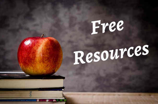 Free resources for teachers and learners