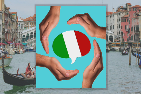 Learn Italian with my online classes