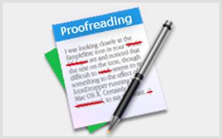 Italian proofreading