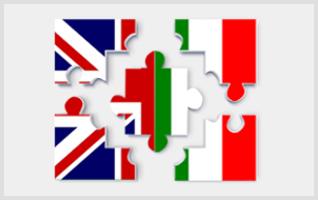 English - Italian translations